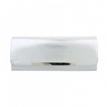 Geanta  Damen Abendtasche-silver 913678GENGER