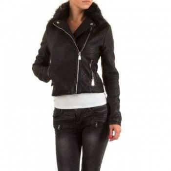 Jacheta Damen Jacke - black 911437JACGER