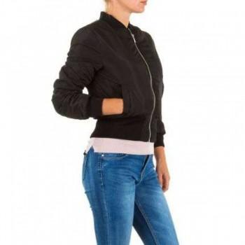 Jacheta Damen Jacke - black 357725JACGER