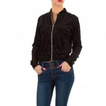 Jacheta Damen Jacke - black 384924JACGER