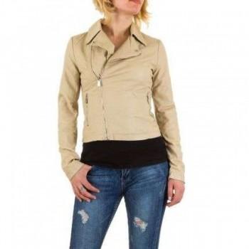 Jacheta Damen Jacke - beige 845870JACGER