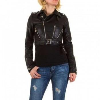 Jacheta Damen Jacke - black 869532JACGER