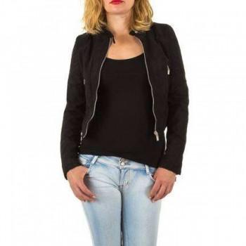Jacheta Damen Jacke - black 517194JACGER