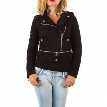 Jacheta Damen Jacke - black 841694JACGER
