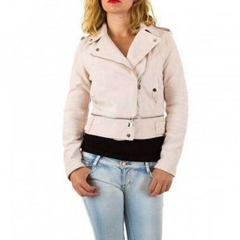 Jacheta Damen Jacke - cream 507481JACGER