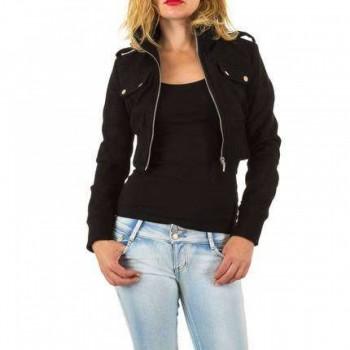 Jacheta Damen Jacke - black 329603JACGER