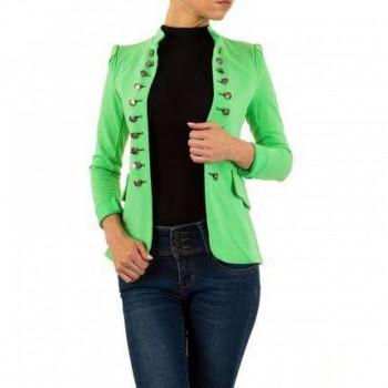 Jacheta Damen Jacke - green 892478JACGER