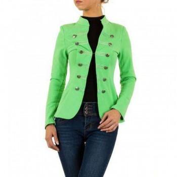 Jacheta Damen Jacke - green 166514JACGER