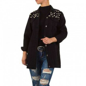 Jacheta Damen Jacke - black 781804JACGER