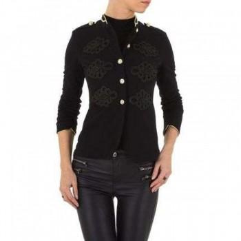 Jacheta Damen Jacke - black 146766JACGER