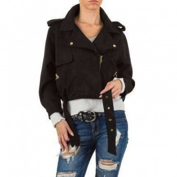 Jacheta Damen Jacke - black 795575JACGER