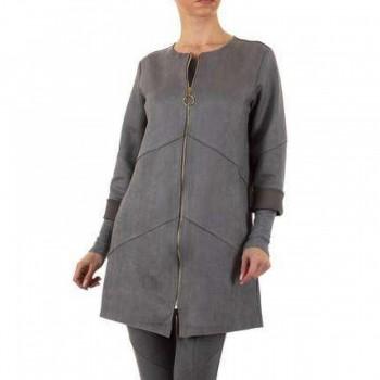 Jacheta Damen Jacke - grey 226799JACGER
