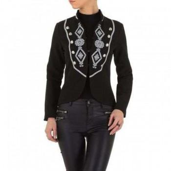 Jacheta Damen Jacke - black 529823JACGER