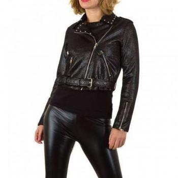 Jacheta Damen Jacke - black 788385JACGER