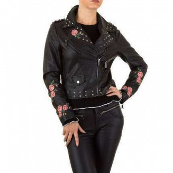 Jacheta Damen Jacke - black 236284JACGER