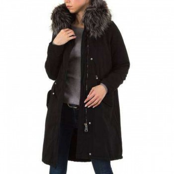 Jacheta Damen Jacke - black 620053JACGER