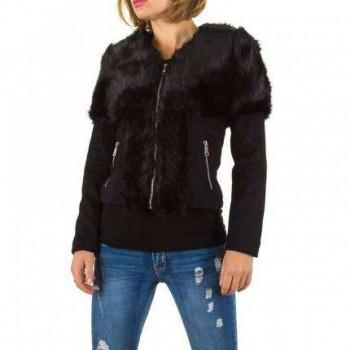 Jacheta Damen Jacke - black 250005JACGER