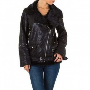 Jacheta Damen Jacke - black 510513JACGER