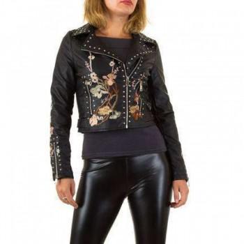 Jacheta Damen Jacke - black 245585JACGER