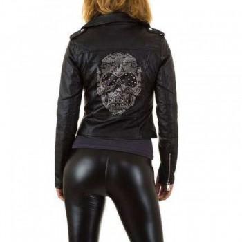 Jacheta Damen Jacke - black 393504JACGER