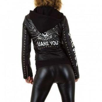 Jacheta Damen Jacke - black 618688JACGER