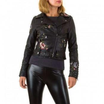 Jacheta Damen Jacke - black 786295JACGER