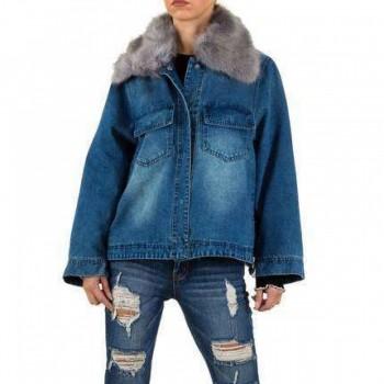 Jacheta Damen Jacke - blue 377229JACGER