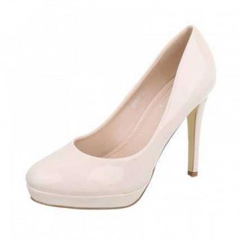 Pantofi Damen High Heels - beige 834953PANGER