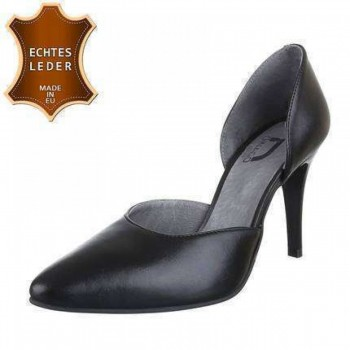 Pantofi Damen High Heels - black 260122PANGER
