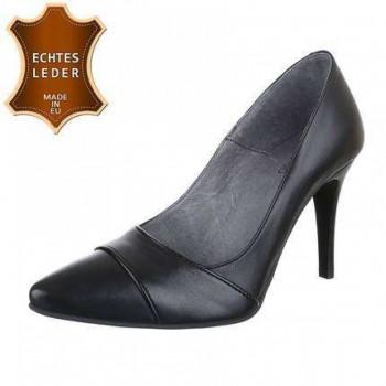Pantofi Damen High Heels - black 458002PANGER