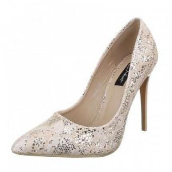 Pantofi Damen High Heels - beige 451652PANGER