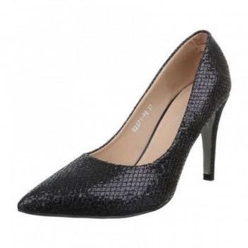 Pantofi Damen High Heels - black 264107PANGER