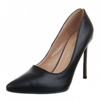 Pantofi Damen High Heels - black 401993PANGER