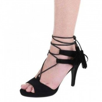 Pantofi Damen High Heels - black 436187PANGER