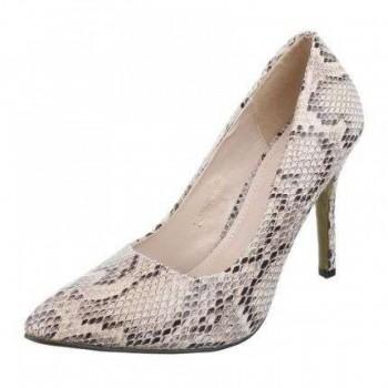 Pantofi Damen High Heels - beige 688828PANGER