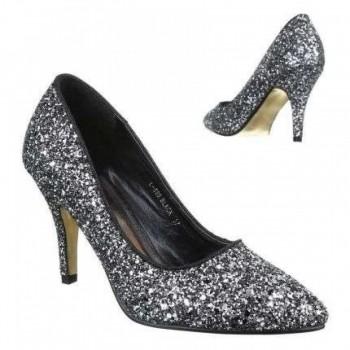Pantofi Damen High Heels - black 147031PANGER