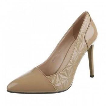 Pantofi Damen High Heels - beige 552587PANGER