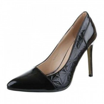 Pantofi Damen High Heels - black 236152PANGER