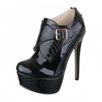 Pantofi Damen High Heels - black 352537PANGER