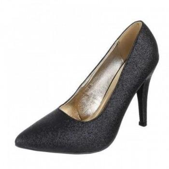 Pantofi Damen High Heels - black 377108PANGER