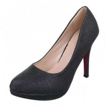 Pantofi Damen High Heels - black 259402PANGER