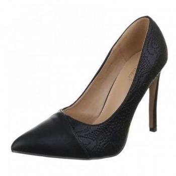 Pantofi Damen High Heels - black 235447PANGER