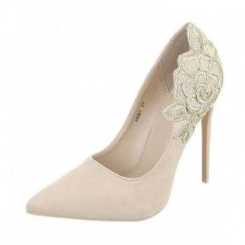 Pantofi Damen High Heels - beige 269007PANGER