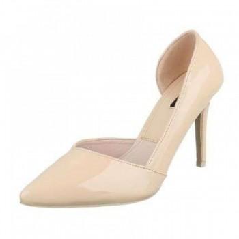 Pantofi Damen High Heels - beige 610295PANGER