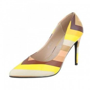 Pantofi Damen High Heels - beige 644978PANGER
