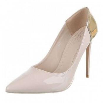 Pantofi Damen High Heels - beige 145154PANGER