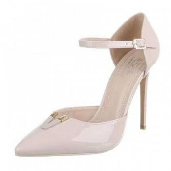 Pantofi Damen High Heels - beige 133856PANGER