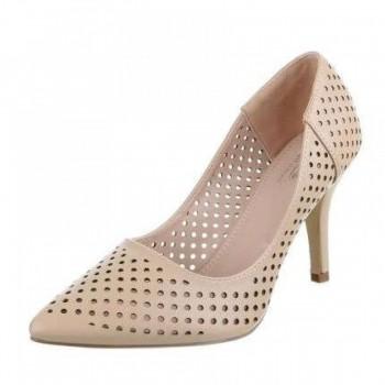 Pantofi Damen High Heels - beige 383228PANGER