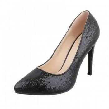 Pantofi Damen High Heels - black 365793PANGER
