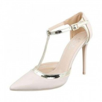 Pantofi Damen High Heels - beige 846350PANGER